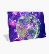 End Of The Earth? Laptop Skin