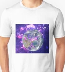 End Of The Earth? Slim Fit T-Shirt