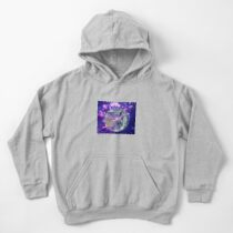 End Of The Earth? Kids Pullover Hoodie
