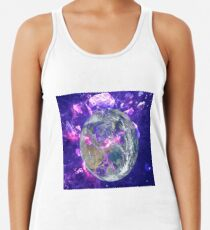 End Of The Earth? Racerback Tank Top
