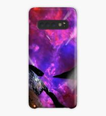 Asteroid Showers over Bow Fiddle Rock Case/Skin for Samsung Galaxy