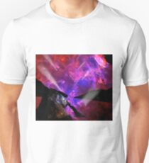 Asteroid Showers over Bow Fiddle Rock Slim Fit T-Shirt