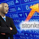 stonks by boxsmash