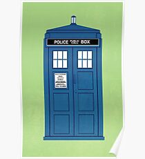 DOCTOR WHO. Poster