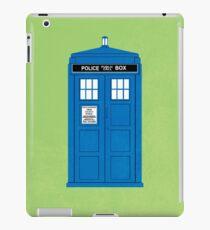 DOCTOR WHO. iPad Case/Skin
