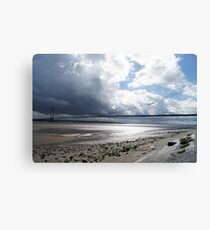 reflective humber Canvas Print