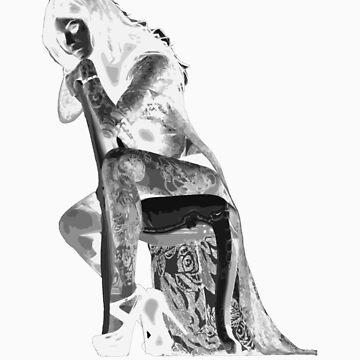 Tattoo Lady by Gosy