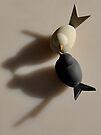 love birds 2 by Kyoko Beaumont