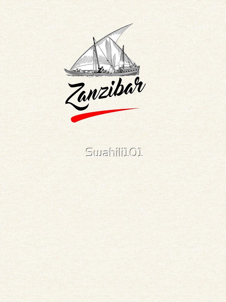 Zanzibar is paradise  by Swahili101