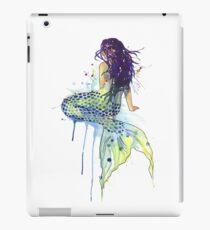 Vinilo o funda para iPad Sirena