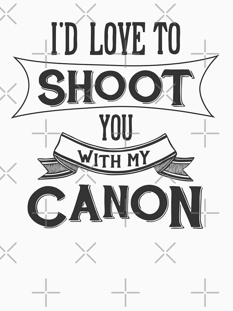 I'd love to shoot you with my Canon by amygrace