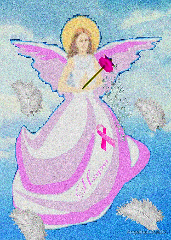 Angel of Hope by AngelinaLucia10