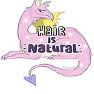 hair is natural by pagalini