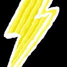 Lightning Bolt by riffraffmakes