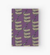 Don't Say His Name! Hardcover Journal