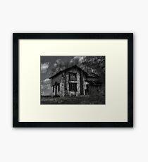 Shabby Framed Print
