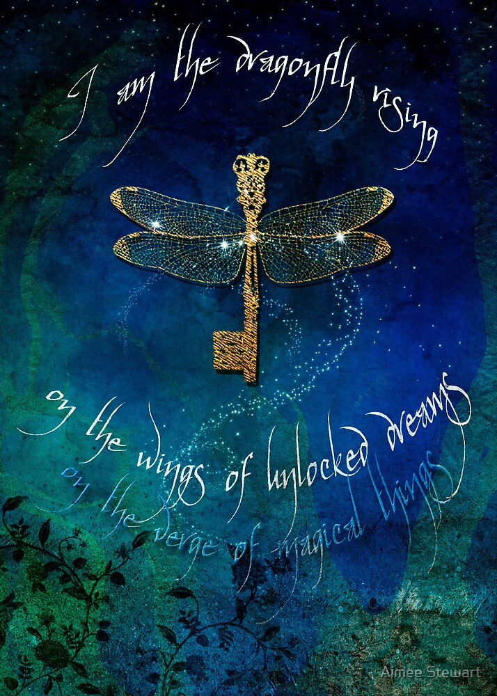 Dragonfly Rising by Aimee Stewart
