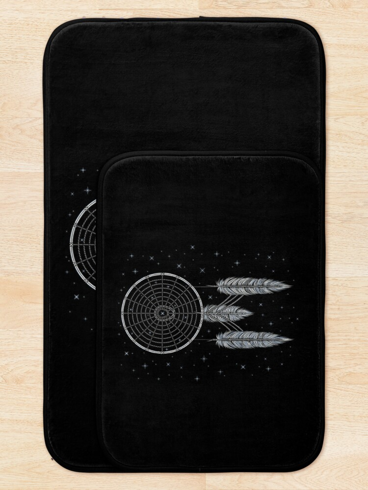 Alternate view of To Boldly Dream Bath Mat