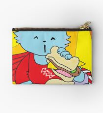 Fast Food Cat Zipper Pouch