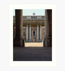 Royal College Greenwich Art Print