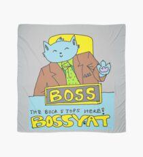 Boss Cat Scarf