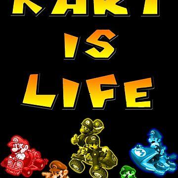 Kart is Life by spindash77