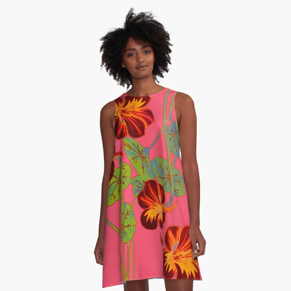 Capucines A-Line Dress