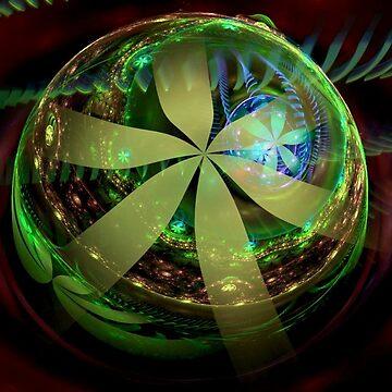 Julian Dali Globe by plunder