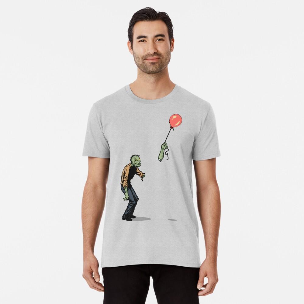 zombi Camiseta premium