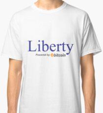 Liberty by Bitcoin Classic T-Shirt