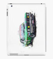 Green XY Ford Falcon GT iPad Case/Skin