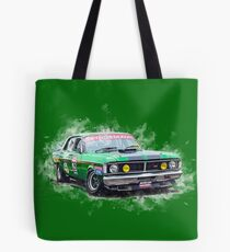 Green XY Ford Falcon GT Tote Bag