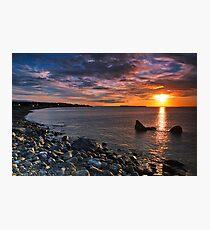 Topsail Sky Photographic Print