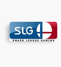 Super Smash Bros.   Smash League Gaming Canvas Print