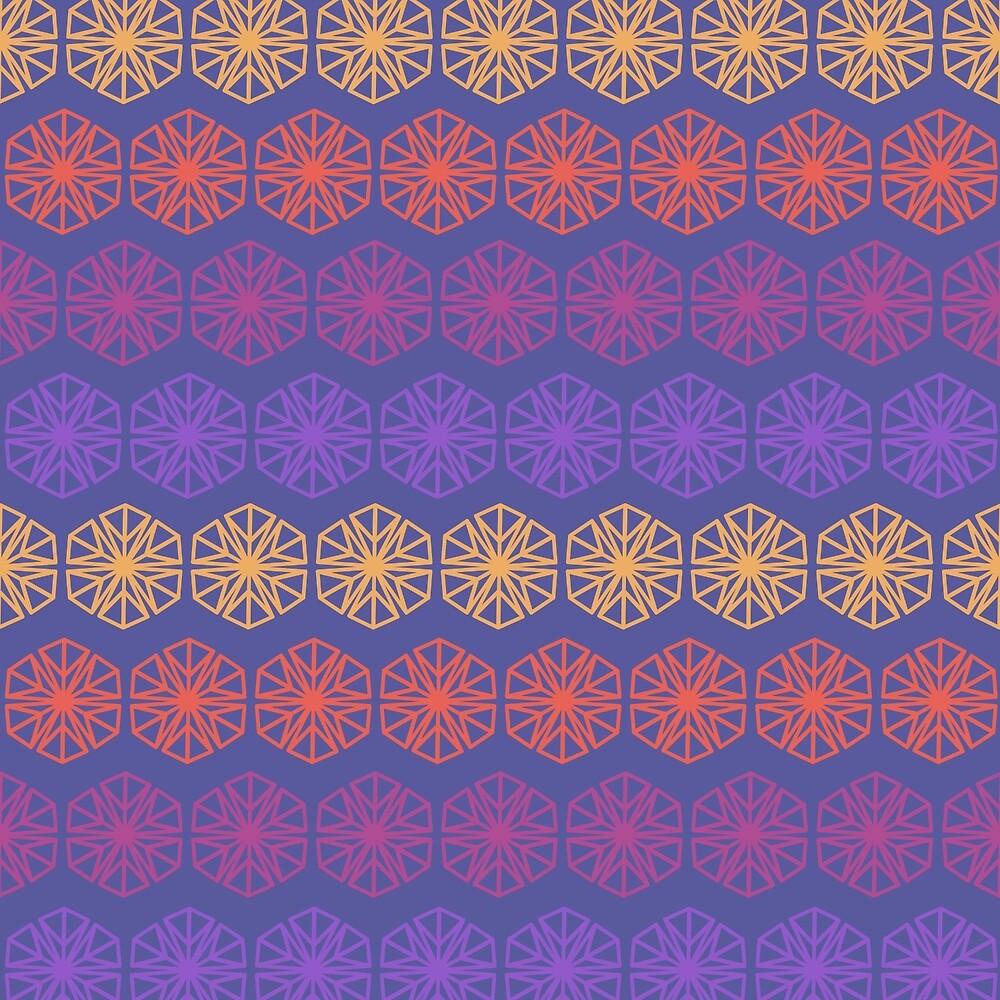 Vintage Kaleidoscopio by caligrafica