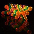 Rainbow Jacks by Barbara Morrison