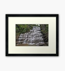 Hector Falls Framed Print