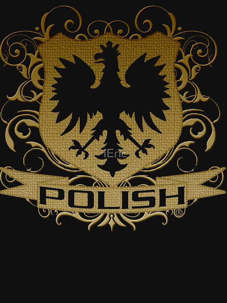 Polish Eagle Crest t shirt by frittata