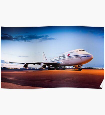 China Air Poster