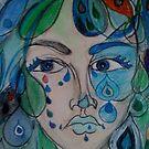 Tears of Beauty Detail by Anthea  Slade
