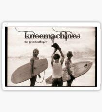 Kneemachine's Sticker