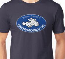 Union Carbide Snowmobile Oil Shirt Unisex T-Shirt