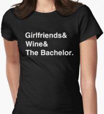 Girlfriends & Wine & The Bachelor T-Shirt