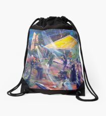Summer concert- National Art Gallery - Gail Page Drawstring Bag