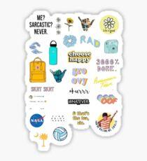 phone case sticker pack #4 Sticker