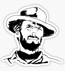 Clint Sticker