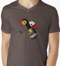 Bauhaus Men's V-Neck T-Shirt