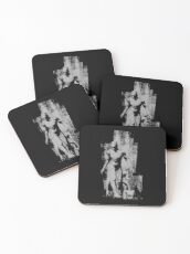 Mabel's House Coasters