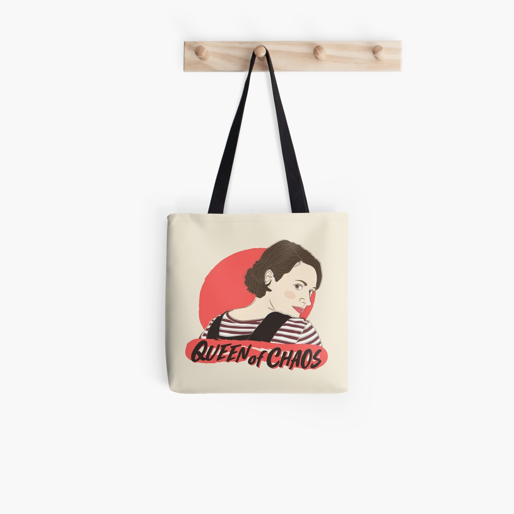 Queen of Chaos Tote Bag