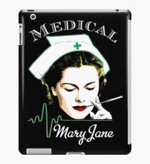 Medical Mary Jane  iPad Case/Skin